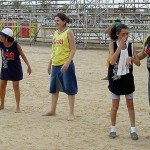 Projeto Verão incentiva prática de atividades esportivas para Portadores de Necessidades Especiais - Fotos: Márcio Garcez
