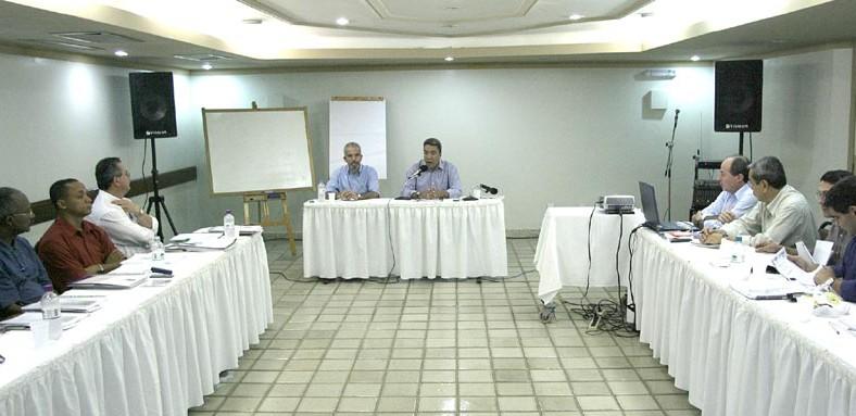 Reunião de secretariado avalia trabalhos da administração municipal
