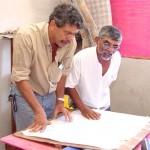 Nova biblioteca municipal irá beneficiar moradores do Augusto Franco e adjacências - Fotos: Wellington Barreto
