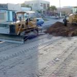 Avenida Santa Gleide ganha nova estrutura de pavimentação - Fotos: Márcio Garcez