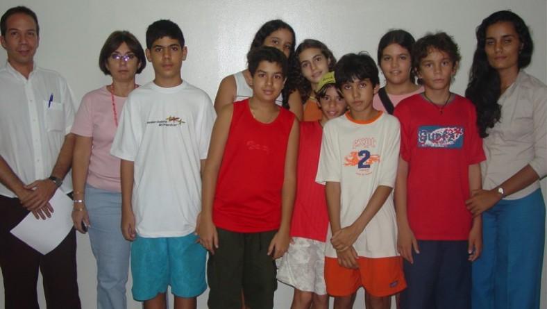 Estudantes do Ensino Fundamental visitam sede da Emurb