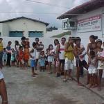 Campanha de Vacinação contra Poliomielite será aberta amanhã - Campanha realizada com sucesso em 2003