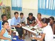 Adolescentes do Agente Jovem recebem capacitação para desenvolver ações do Projeto