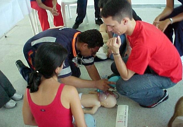 Novos profissionais da Saúde admitidos no Samu vão receber treinamento