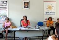 Conselho Municipal de Assistência Social prepara-se para capacitação de conselheiros