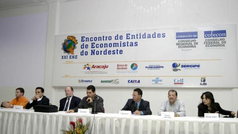 Ações do Credpovo são divulgadas no XXI Encontro de Entidades de Economistas do Nordeste