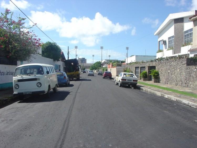 Obra da Emurb melhora qualidade de vida dos moradores do bairro São José