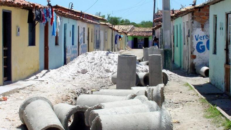 Obras de infra-estrutura melhoram vida de moradores do bairro São Conrado