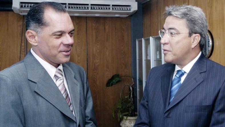 Marcelo Déda visita a Prefeitura de Salvador