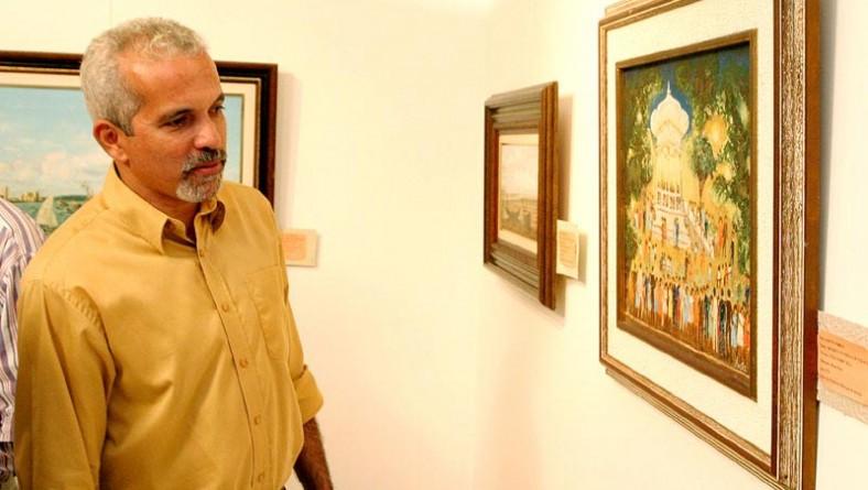 Exposição de quadros na Galeria Álvaro Santos mostra diversas visões artísticas de Aracaju