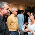 Exposição de quadros na Galeria Álvaro Santos mostra diversas visões artísticas de Aracaju  - Fotos: Márcio Dantas