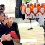 Prefeito participa do lançamento do programa Sesi Cozinha Brasil - Fotos: Márcio Dantas