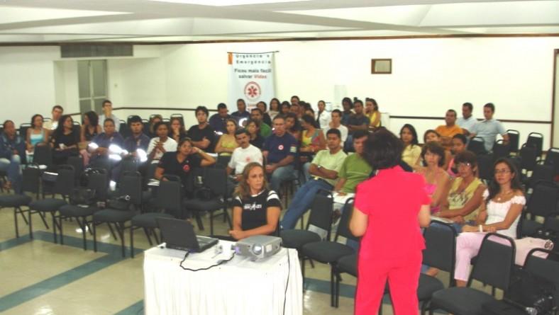 Equipe do Samu 192 Aracaju participa de curso sobre Regulação Médica