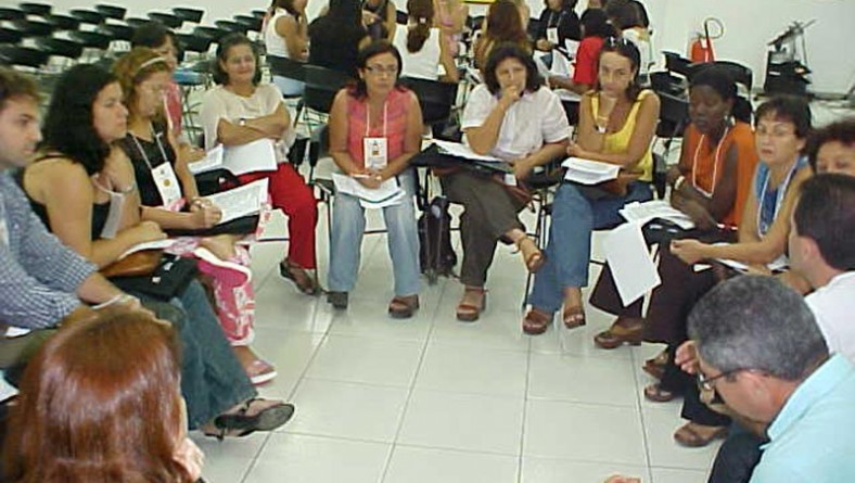 Educadores municipais são capacitados através do Projeto Saúde e Prevenção nas Escolas
