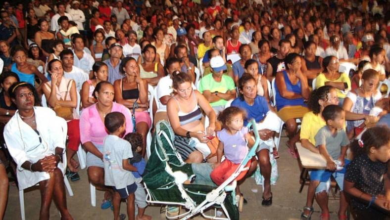 PMA se reúne com moradores do Santa Maria para discutir projeto de urbanização e desfavelamento