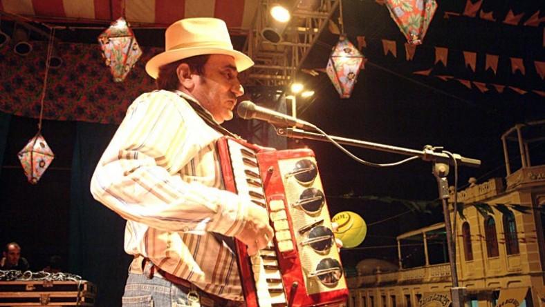 Zé Américo do Campo do Brito é a segunda atração do palco Gerson Filho