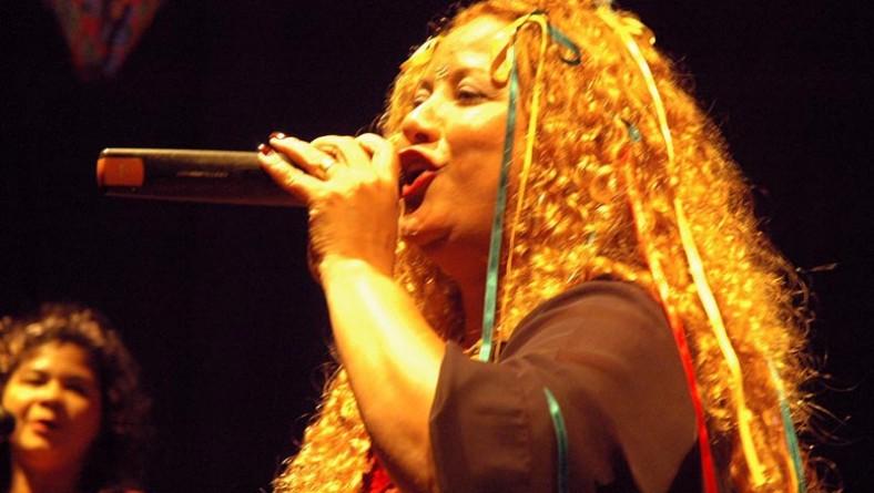 Iracema é atração no palco Gerson Filho