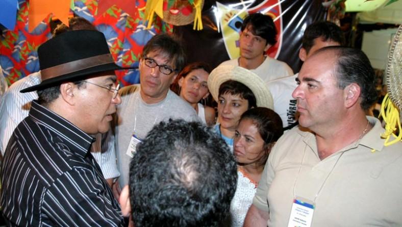 Operadores de turismo do Brasil inteiro aprovam o Forró Caju