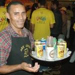 """Desconhecidos"""" garantem o sucesso do Forró Caju 2005 - Fotos: Sílvio Rocha"""