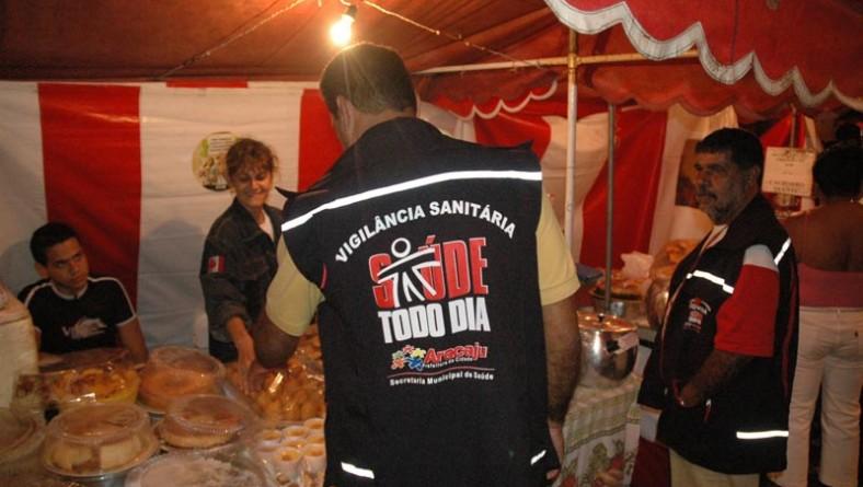 Vigilância Sanitária registra redução de 90% na apreensão de alimentos