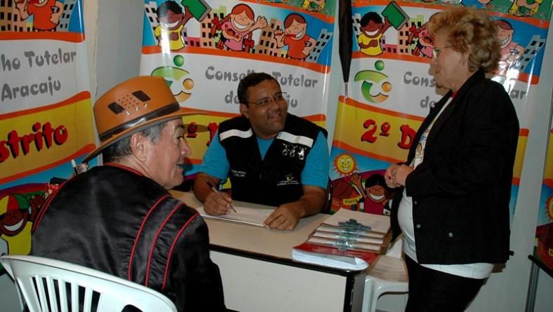 Trabalho preventivo da Semasc e Juizado da Infância e Juventude garante eficácia no Forró Caju