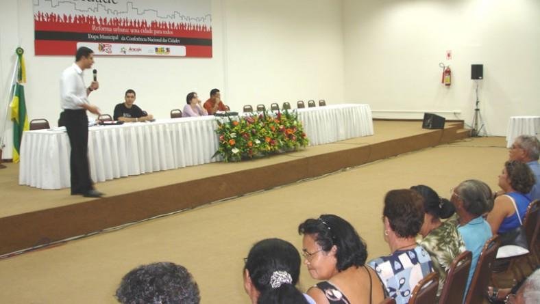 Saúde Pública é um dos grupos temáticos do II Congresso da Cidade