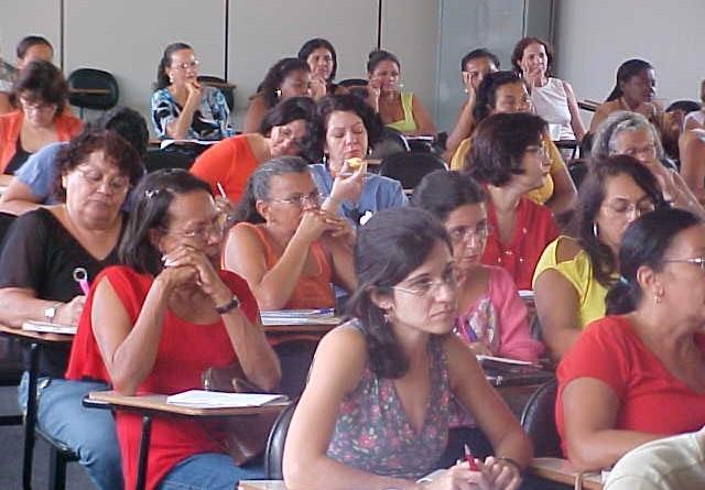 Oficina preparatória para a II Conferência Nacional Infanto-Juvenil pelo Meio Ambiente foi realizada ontem