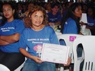 Projetos sociais da PMA proporcionam com sucesso alternativas de geração de renda para população