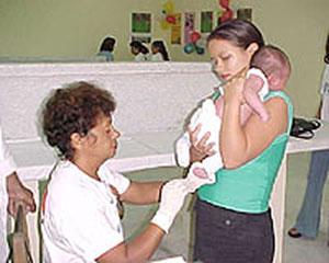 Município garante a realização do Teste do Pezinho nas unidades de saúde