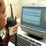 Sistema de monitoramento eletrônico da Guarda Municipal garante segurança aos prédios públicos - Foto: Silvio Rocha
