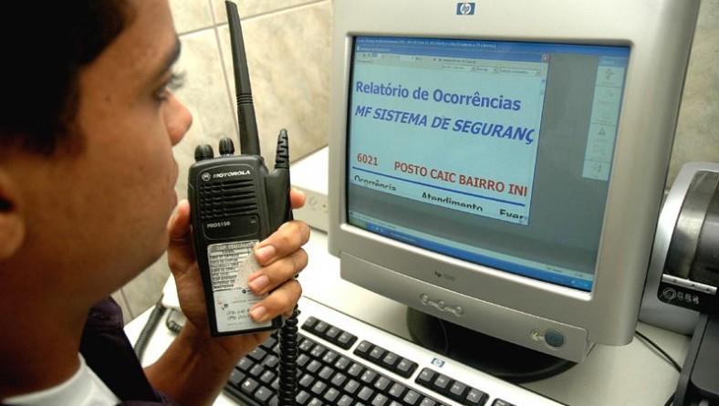 Sistema de monitoramento eletrônico da Guarda Municipal garante segurança aos prédios públicos