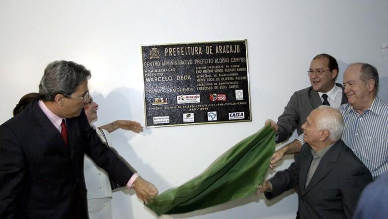 Prefeitura comemora Dia do Servidor Público inaugurando novo centro administrativo