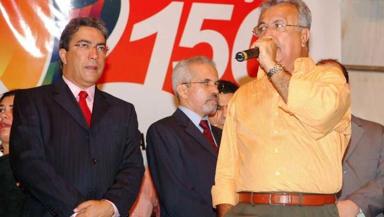 Deputados prestigiam inauguração do novo Centro Administrativo