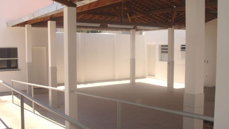 Novo prédio do Caps Liberdade será entregue nos próximos dias