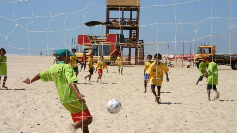 I Jogos de Verão é opção de lazer e aprendizagem para alunos de escola municipal