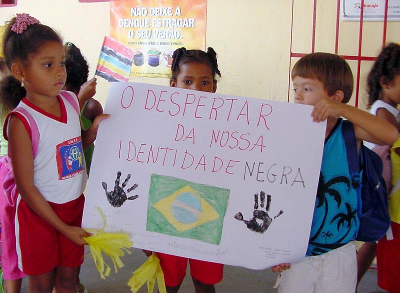 Tag Cartaz Sobre Consciencia Negra Para Educação Infantil