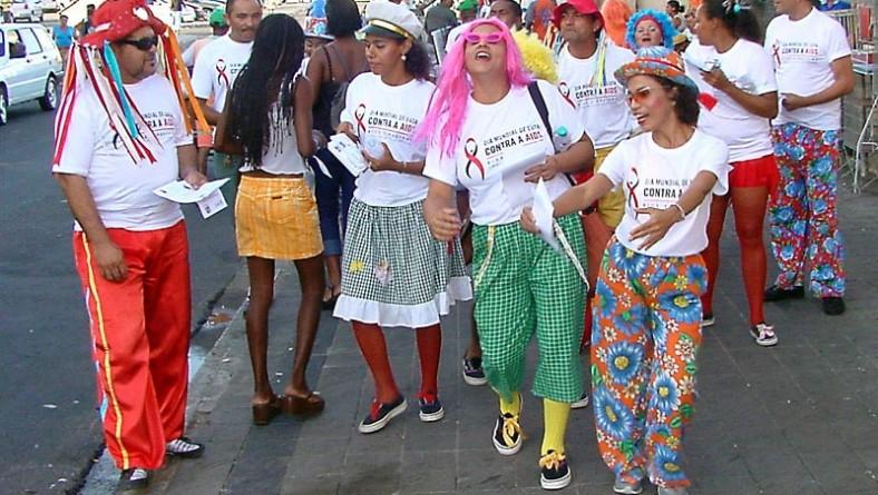 Dia Mundial de Luta Contra Aids é lembrado durante toda semana