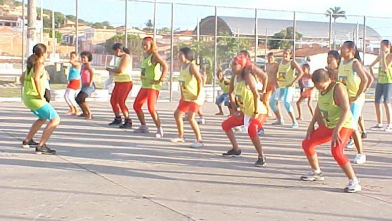 Clube das Mães participa hoje à tarde do Aulão no bairro Santos Dumont