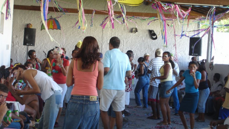III Caps Folia anima o carnaval da Saúde Municipal