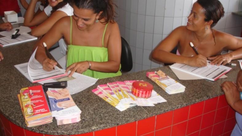 Unidades de Saúde da Família incentivam a realização do exame citológico