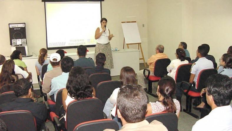 Termina hoje o curso patrocinado pelo Ministério das Cidades na SMTT