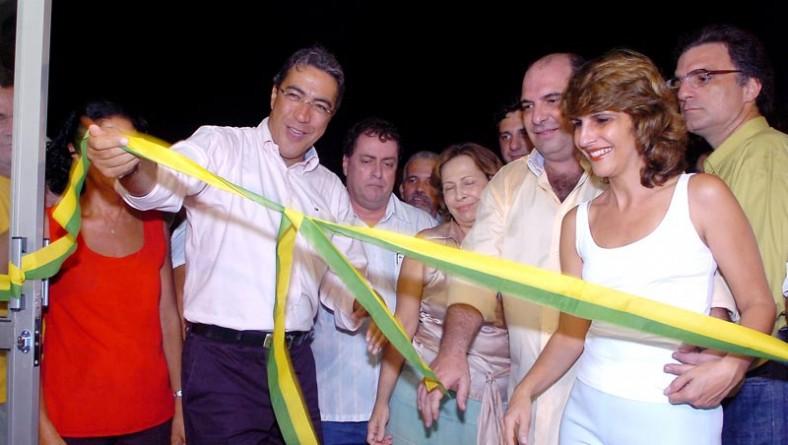 Prefeito inaugura no Augusto Franco o segundo hospital de pronto-socorro municipal