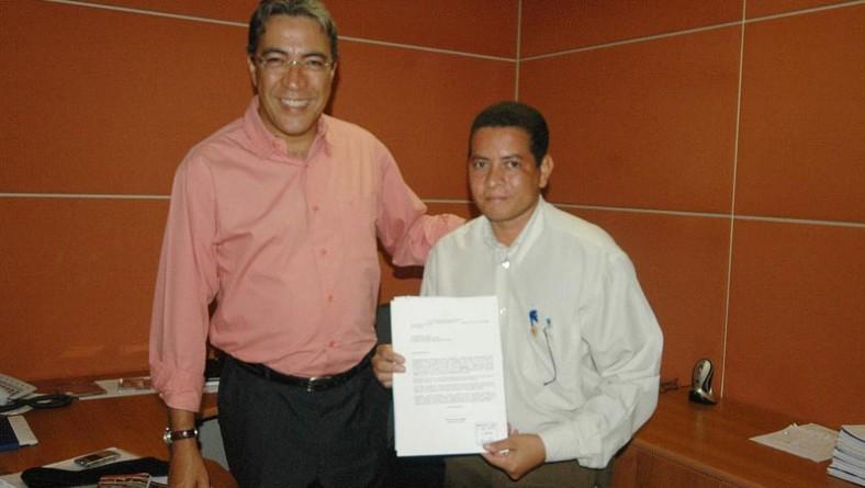 Marcelo Déda renuncia ao mandato de prefeito de Aracaju