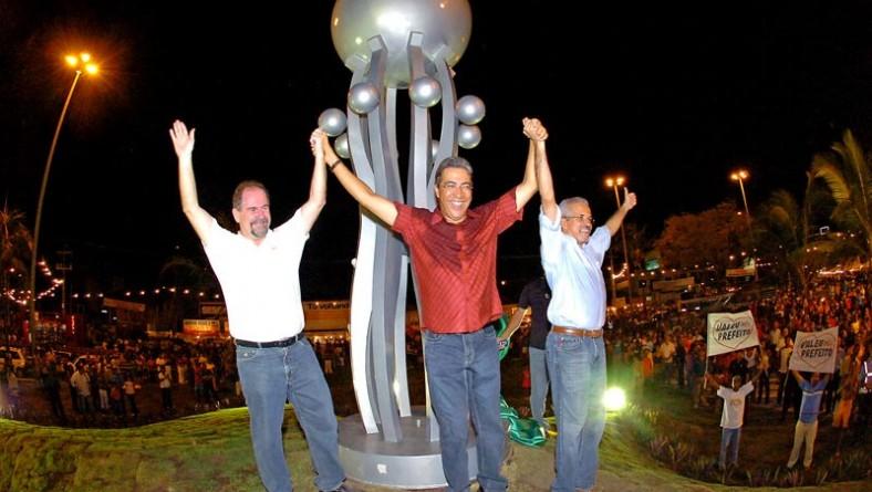 Marcelo Déda encerra sua administração entregando a maior obra de urbanização da capital na Coroa do Meio