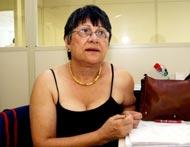 Consultora da Unesco constata bons resultados em programa de geração de renda desenvolvido em Aracaju