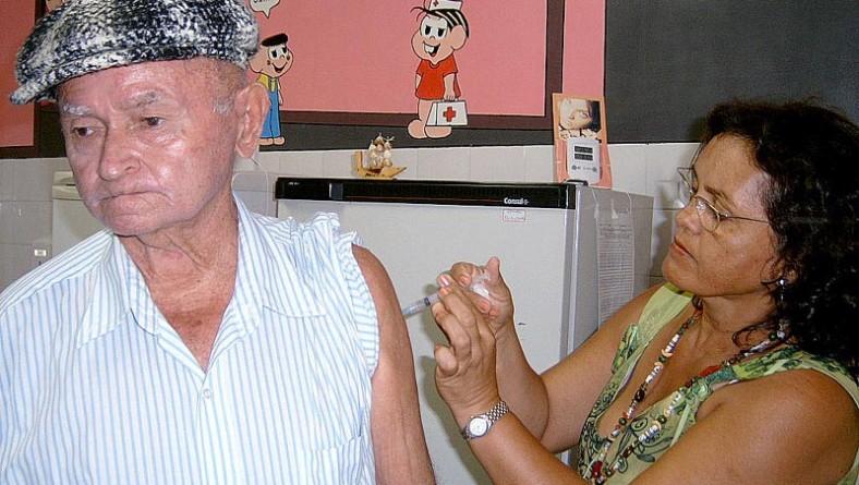 Campanha Nacional de Vacinação do Idoso terá forte mobilização em Aracaju