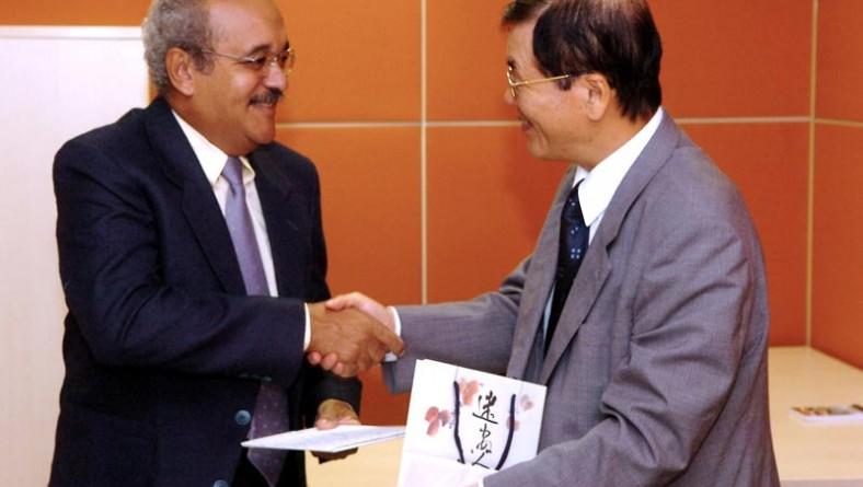 Cônsul do Japão faz visita de cortesia à Prefeitura de Aracaju