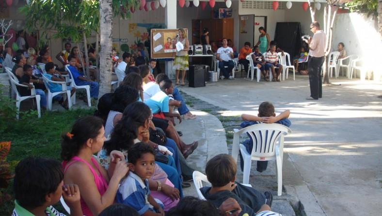 Caps infantil comemora dois anos de atuação no município de Aracaju
