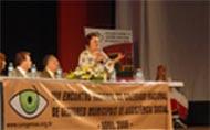 Gestora da Semasc participa de encontro nacional para discutir política de assistência