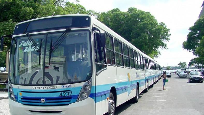 Novos ônibus circulam no sistema integrado de transportes